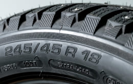 tires size
