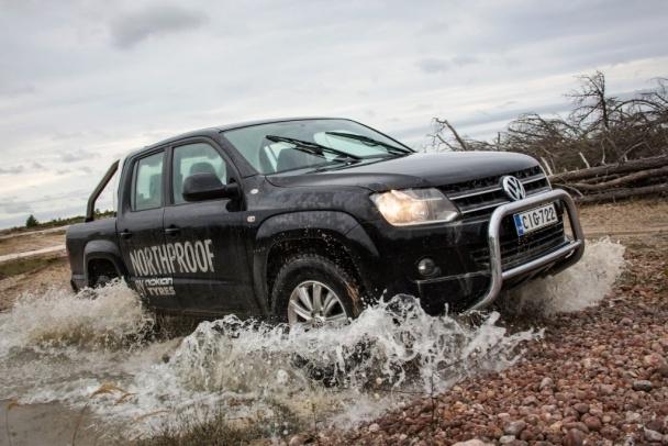 Тестирование зимних шин от Auto Zeitung Allrad