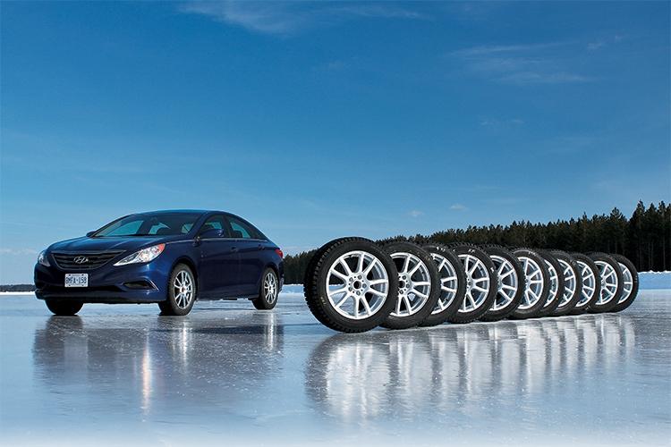 Новинки от Goodyear, Michelin и Continental