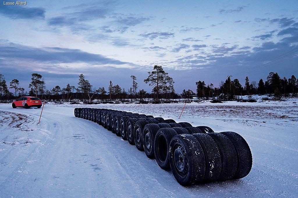 Auto Bild Allrad: какие зимние шины лучшие для кроссоверов?