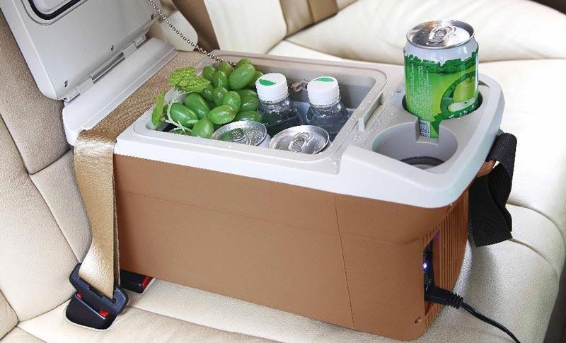 Выбор холодильника для автомобиля: обзор вариантов и рекомендации