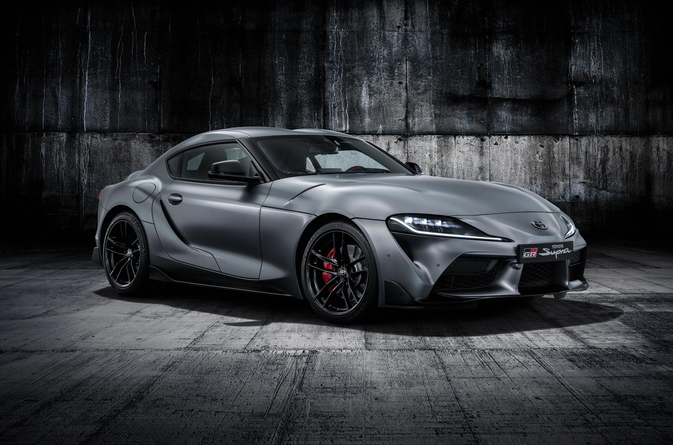 Toyota Supra в новому образі. Докладний огляд у статті на сайті інтернет-магазину Lester.ua.
