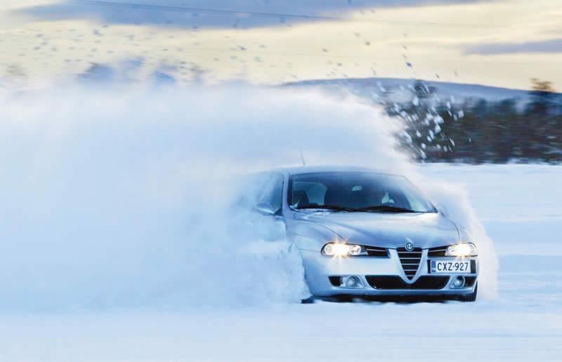 Tire Rack: Тест зимних шин класса Performance размера 245/40 R18