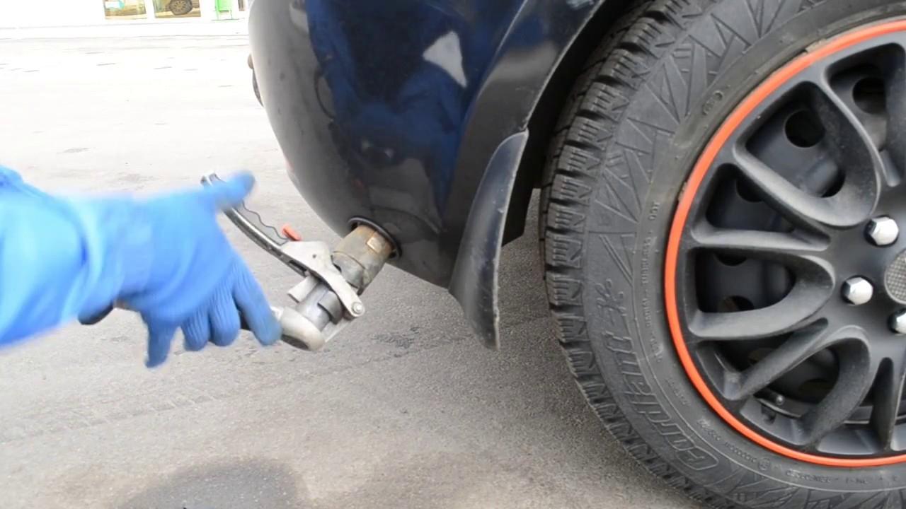 Заправка автомобиля газом: преимущества и недостатки