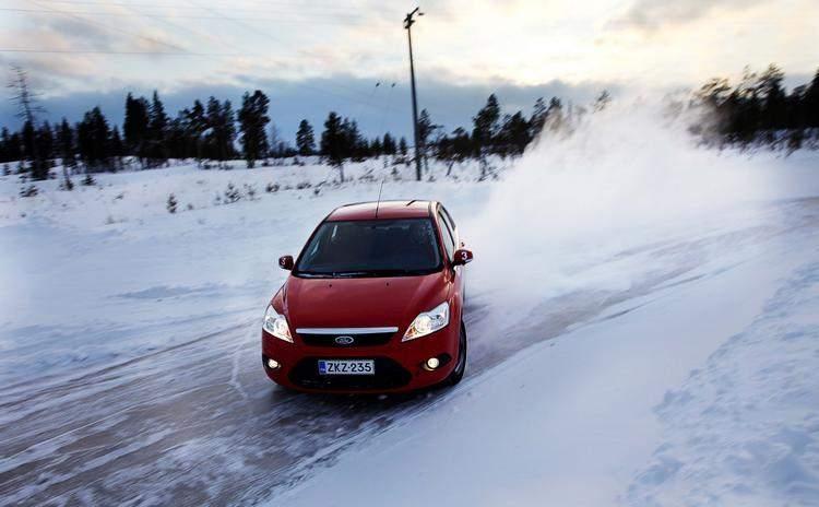Специально для суровой зимы - Hankook Winter i*Pike RS W419