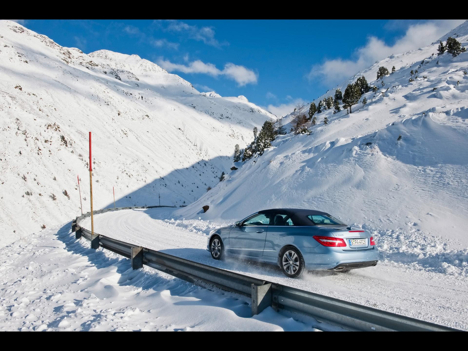 Десять зимних шин - тест от канадцев