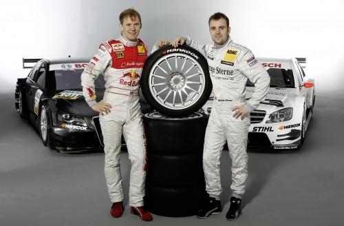 Компания Hankook может принять участие в тендере для Формулы -1