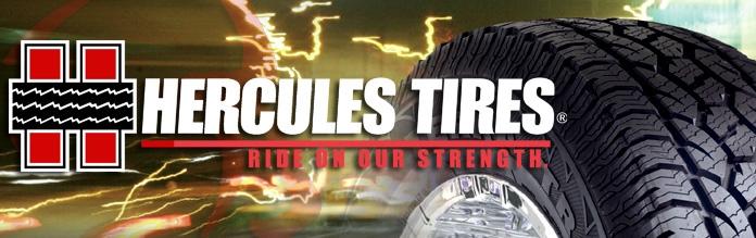 Новые, ультра высокопроизводительные  шины от Hercules