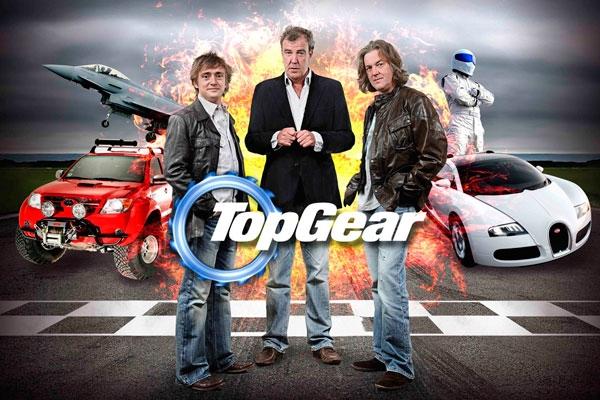 В телепередачах Top Gear будут использоваться шины Yokohama
