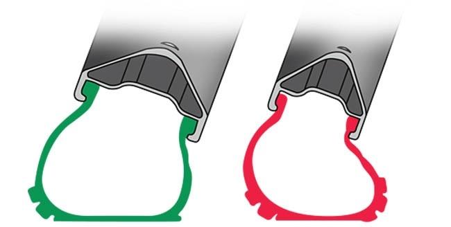 Какие шины лучше для зимы: узкие или широкие