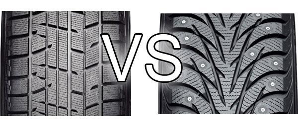 Какие шины лучше зимой: с шипами или «липучка»