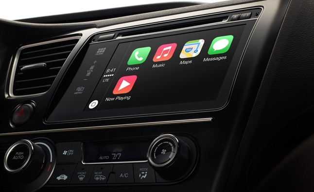 Apple замахнулась на автомобильный рынок