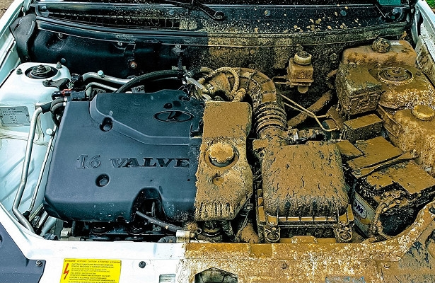 Как мыть двигатель машины: основные советы и рекомендации