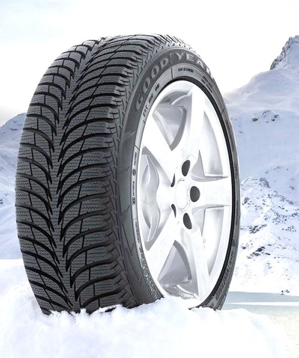 Goodyear Ultra Grip Ice plus
